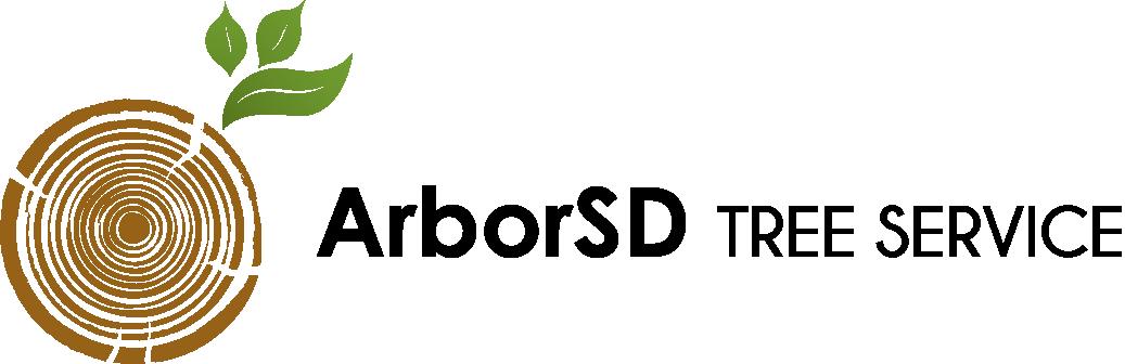 1 ARBORSD Tree Service Logo